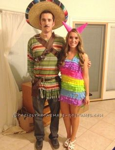 mexican themed party costume ideas