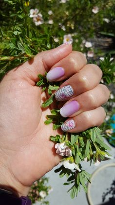Feminine Flair, Orchid Ombre Jamberry jamwrapnation.com