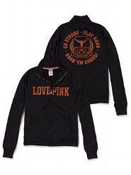 Track Jacket - University of Texas - Victoria's Secret