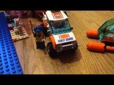 #Lego Coastguard to the rescue