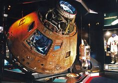 Kansas Cosmosphere & Space Center, Hutchinson, Kansas. It has one of the most significant collections of U.S. and Russian space artifacts in the world. The center contains the Carey IMAX Dome Theater, one of only 14 IMAXR dome theaters in the world; a planetarium; and astronaut training camps for all ages.