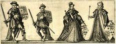 Tudor Monarchs, Henry VII, Edward VI, Mary I and Elizabeth I
