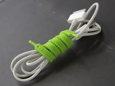 Cord Holder by Unplugged Goods
