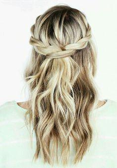 Cute short braided hairstyles | Frisuren Stil | Pinterest | Easy ...