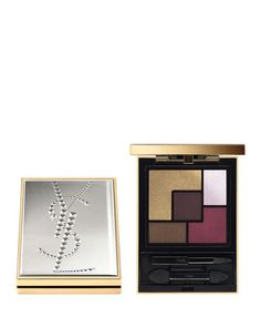 Yves Saint Laurent Le Collector Couture Palette, Fall Look