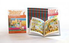 La Collezione completa  di Asterix con la Gazzetta dello Sport #asterix #gazzettadellosport #collezioni