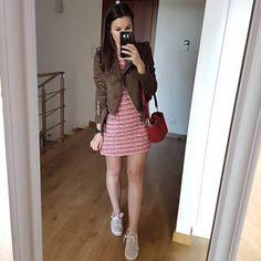 Dzień dobry w sobotę! Jak ja kocham weekendy!😁 na zdjęciu buty z @deichmann_pl  O które pytałyście. Oto fotka na nodze 🙂 pozostałe rzeczy są z zary - sukienka z działu dziecięcego 🙂 miłego dnia!  .  #goodmorning #look #lookofday #lotd #outfit #outfitoftheday #ootd #fashion #fashiondiary #style #mystyle #styleoftheday #fashionblog #outfitpost #outfitstyle #polishgirl #fashionist #fashiongram #fashiongirl #fashiondaily #fashionpost #fashionoftheday #fashionlover #polskadziewczyna…