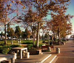 Boardwalk Park - Downtown San Diego