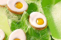 Zitronige Ostereier - Kekse 1