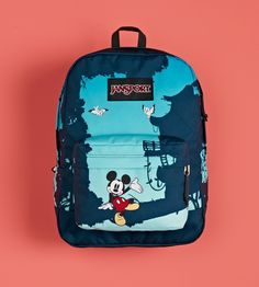 Introducing the First-Ever JanSport Disney Backpacks 769eec3eed9ff