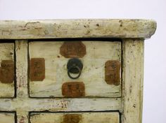 Lacquered Chinese Apothecary Chest image 5