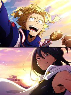 Anime: My Hero Academia My Hero Academia Memes, Hero Academia Characters, My Hero Academia Manga, Buko No Hero Academia, Manga Anime, Fanarts Anime, Anime Art, Rasengan Vs Chidori, Hero Wallpaper