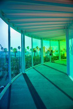 NEWSUBSTANCE Designs Seven-story Spectra Pavilion For Coachella 2018