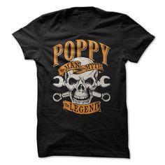 POPPY T Shirts, Hoodies, Sweatshirts. GET ONE ==> https://www.sunfrog.com/LifeStyle/POPPY-52937964-Guys.html?41382
