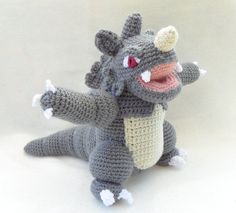 crochet pokemon | Crocheted Plush Pokémon Characters With Insane Detail