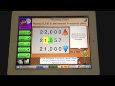 AppTutor Place Value and Rounding App. #math #apps http://apptutorapps.com/?apps=place-value-rounding
