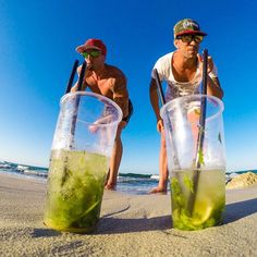 August 22, 2014  Start your weekend right with @smarc33!!#mojito #tgif #happyfriday #goprooftheday