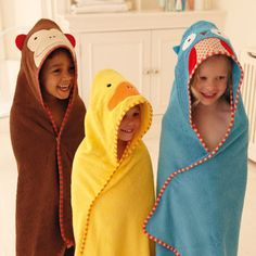 Skip Hop Zoo Towel