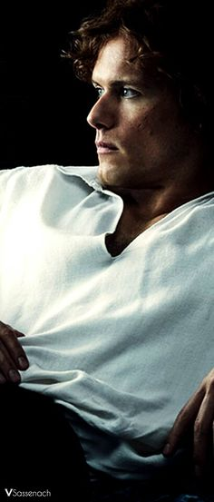 Sam Heughan as Jamie Fraser