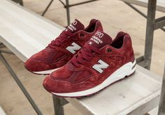 "The ultimate ""dad shoe"" is back this fall for new premium colorways of the New Balance 990v2. Still probably cooler than any shoe your dad actually wears, the updated Made in USA 990 receives two new looks this season with … Continue reading →"