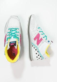 New Balance - WH996 - Zapatillas - white/magenta