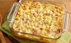 Creamy Ham and Potato Casserole Need a recipe to use up your leftover ham? This easy, all-in-one meal is the perfect dish to throw together for a quick weeknight dinner. Ham and Potato Casserole Need a recipe to use up your leftover ham? Quick Weeknight Dinners, Easy Meals, Ham Recipes, Cooking Recipes, Pillsbury Recipes, Roast Recipes, Avocado Recipes, Recipes Dinner, Potato Recipes