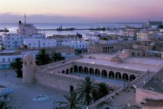 The walled marketplace of Sousse - Tunisia, better than the ones in Marrakech