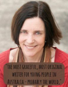 """Ursula Dubosarsky - Author Interview - described by Sonya Hartnett as """"the most graceful, most original writer for young people in Australia - probably the world,"""""""