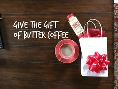 Omega PowerCreamer makes the perfect gift for anyone who loves BUTTER COFFEE - check out the original blend with Grassfed organic Ghee, organic coconut oil and MCT Oil!