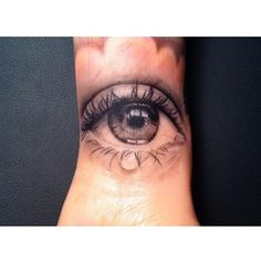 Something photorealistic: | 65 Totally Inspiring Ideas For Wrist Tattoos