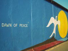 Berlin Wall - Peace