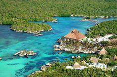 Xel-Há, el parque nacional ecológico del Caribe mexicano   eTurismo Viajes