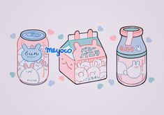Discover recipes, home ideas, style inspiration and other ideas to try. Wallpaper Doodle, Kawaii Wallpaper, Cute Wallpaper Backgrounds, Cute Wallpapers, Aesthetic Drawing, Aesthetic Anime, Aesthetic Art, Cute Food Drawings, Cute Kawaii Drawings