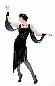 cheap flapper costume