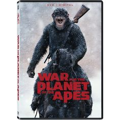 War For The Planet Of The Apes         ** Click on the image for additional details. (This is an affiliate link) #MoviesTV