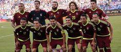 Posible alineación de la #SelecciónDeFútbol de #Venezuela #LaVinoTinto ante el #Uruguay #Diario #ElNacional @ElNacionalWeb | #Twitter