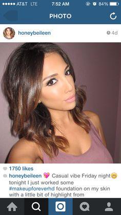 Love her hair!!!