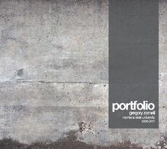 portfolio cover inspiration