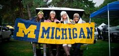 Tailgating is an integral part of the University of Michigan football experience. Check out this how-to guide from a Wolverine superfan. Football Tailgate, Tailgating, University Of Michigan, Ann Arbor, Big Game, Window, College, Top, House