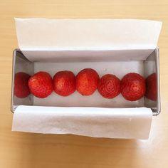 混ぜて冷やすだけ❤️簡単レシピ❤️ゴロゴロ苺のミルクチーズケーキ | riyusa日和。ザッパレシピで褒められおやつと時々おかず
