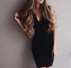 Perfect hair length