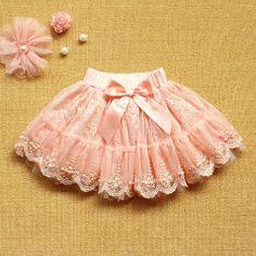 Girl's Pink Tutu – Thistle & Ivy Children's Boutique