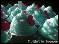 Cold Process Soap Cupcakes