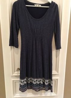 Buy my item on #vinted http://www.vinted.com/womens-clothing/casual-dresses/21436326-navy-fatface-sweaterdress-from-the-uk