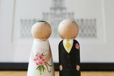 pillow mint: wedding dolls, part 2