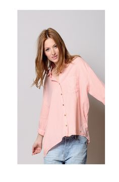 Gorgeous cotton shirt from Damsel favourite, Des Petits Hauts, due in soon...