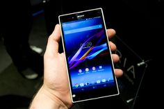 Sony Xperia Z Ultra with 6.4 inch Screen Announced in India