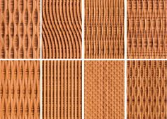 Bamboo Wall Panels - Plyboo's Reveal Line from Intectural
