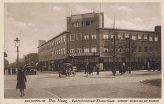 Fahrenheitstraat kruising Thomsonlaan in de jaren 30