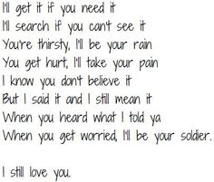 Soldier by Gavin DeGraw will always remind me of One Tree Hill!